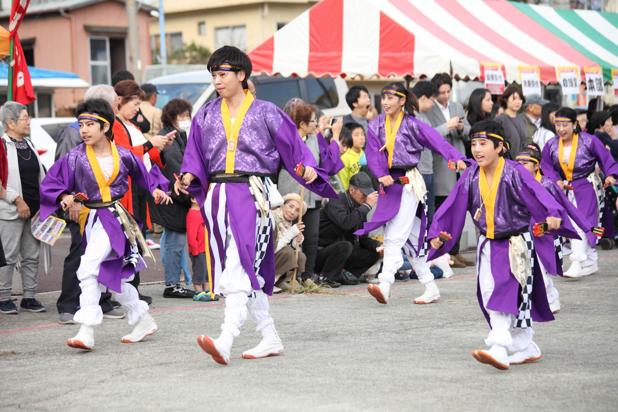 真鶴よさこい大漁フェスティバル2019【4】_c0299360_2348516.jpg