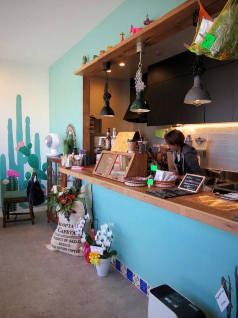 CR.CACTUS CAFE & ACCESSORY * 店名通りサボテンモチーフが可愛いカフェ♪_f0236260_14485790.jpg