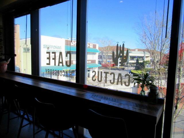 CR.CACTUS CAFE & ACCESSORY * 店名通りサボテンモチーフが可愛いカフェ♪_f0236260_14531849.jpg