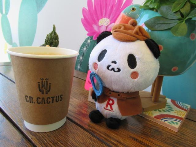 CR.CACTUS CAFE & ACCESSORY * 店名通りサボテンモチーフが可愛いカフェ♪_f0236260_18324172.jpg