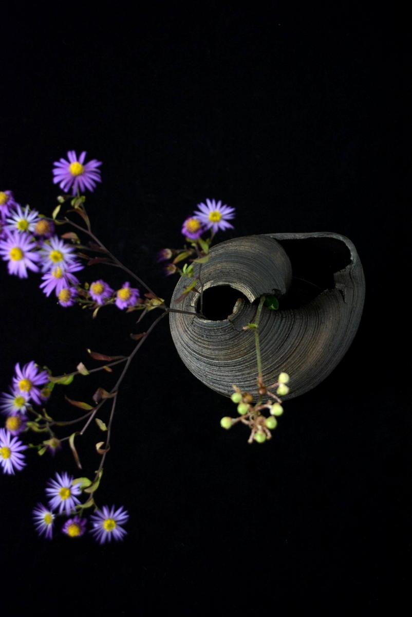 「西川聡展 もうひとつの工芸」3日目-3_d0087761_18373968.jpg