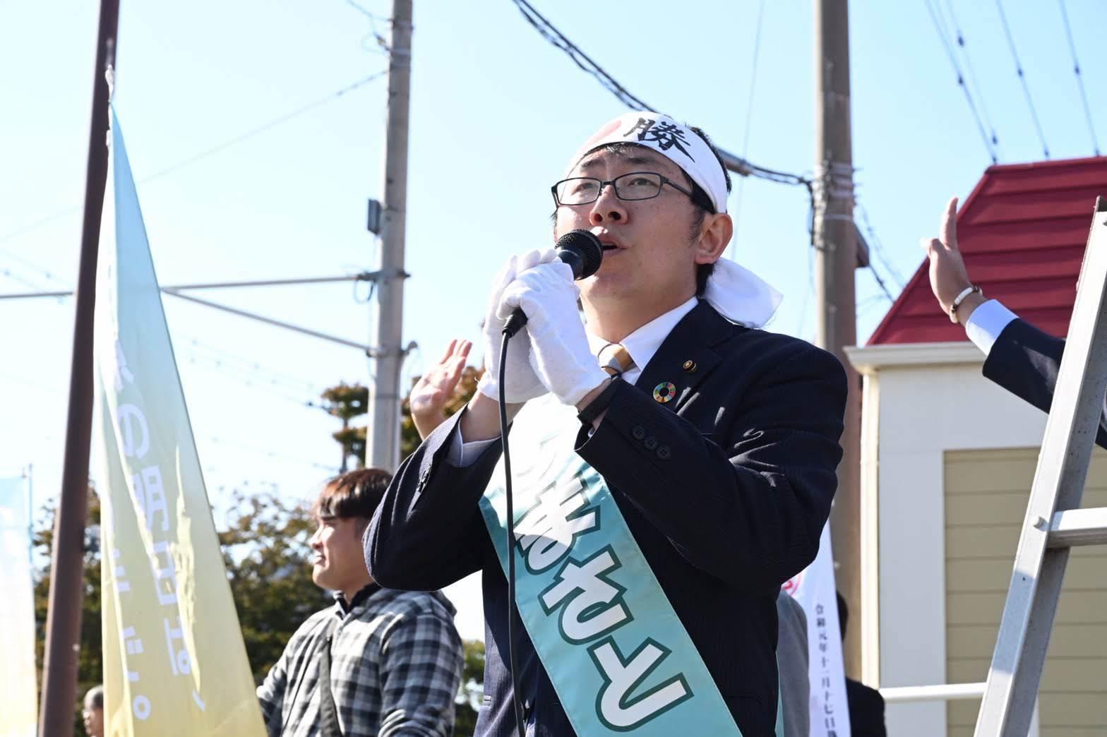 選挙戦初日…2019年11月10日、大田原市議会議員選挙が告示されました_b0063162_02215725.jpg