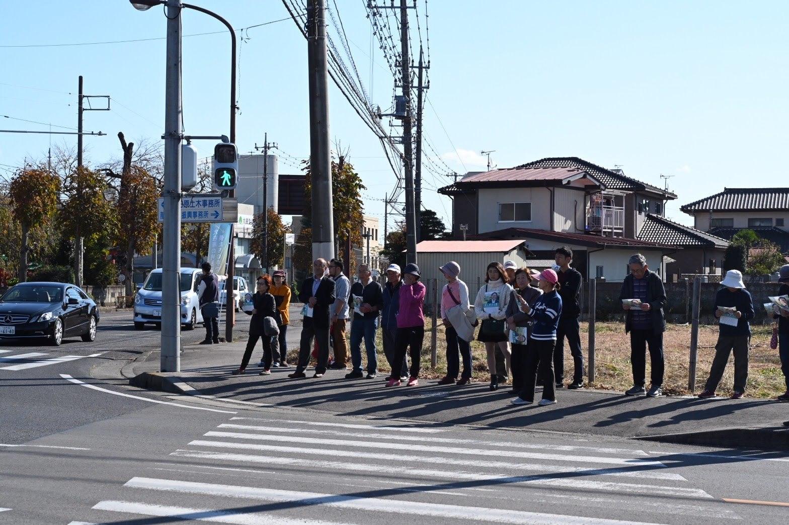 選挙戦初日…2019年11月10日、大田原市議会議員選挙が告示されました_b0063162_02294768.jpg