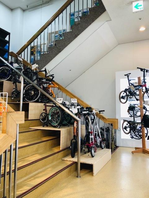 自転車売場リニューアル工事情報_d0197762_17535530.jpg