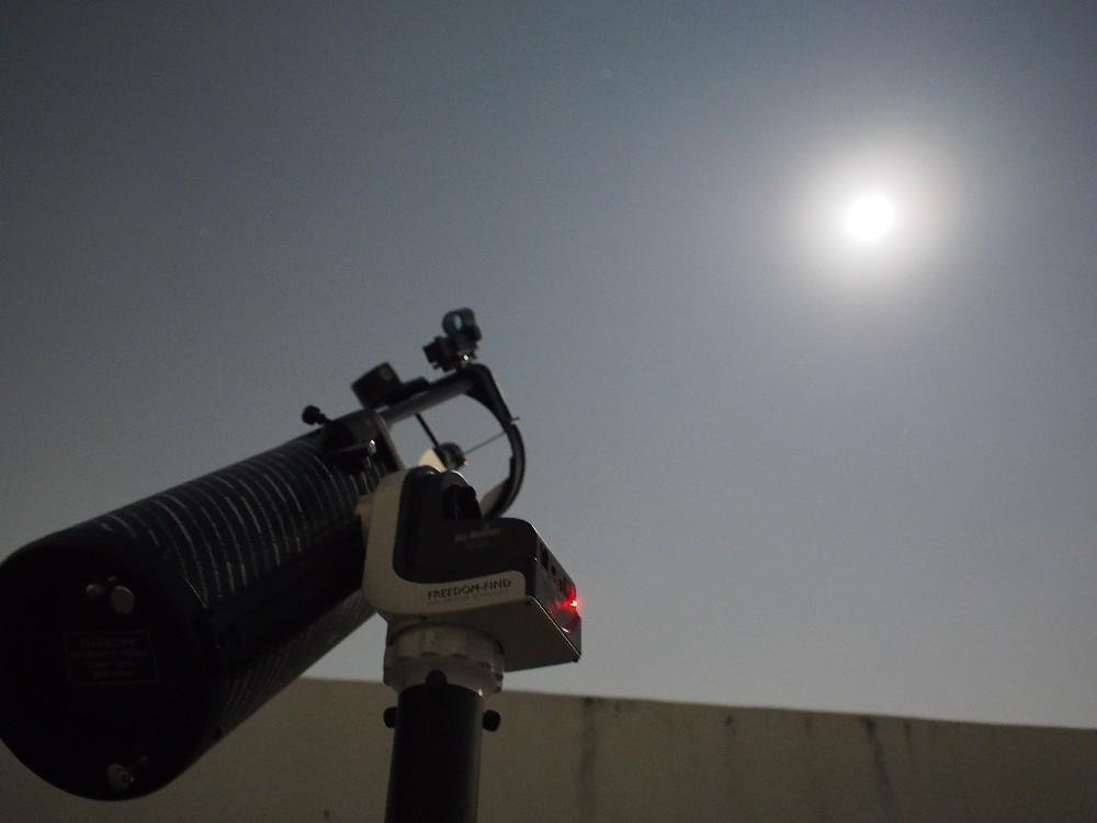 旅行用望遠鏡を考える その1 Heritage P130 + AZ-GTi_a0095470_23034961.jpg