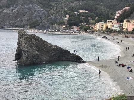 11月のモンテロッソも泳ぐ人たち_a0136671_00101746.jpeg