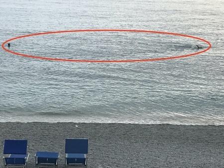 11月のモンテロッソも泳ぐ人たち_a0136671_00252086.jpeg