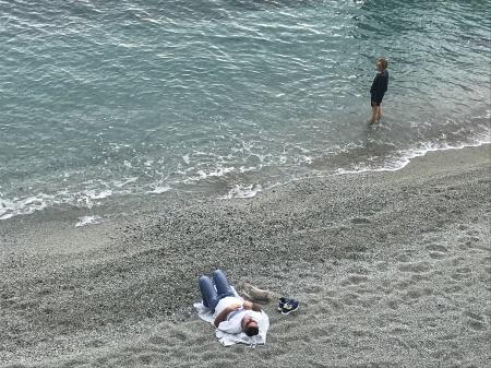 11月のモンテロッソも泳ぐ人たち_a0136671_00253122.jpeg
