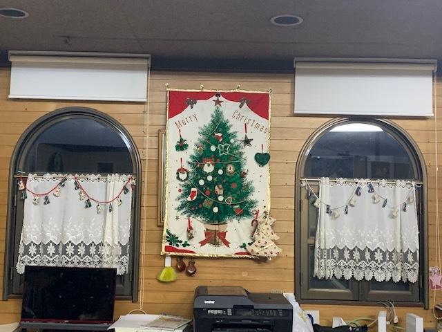 クリスマスの飾りつけ完了☆_e0040673_21001952.jpg