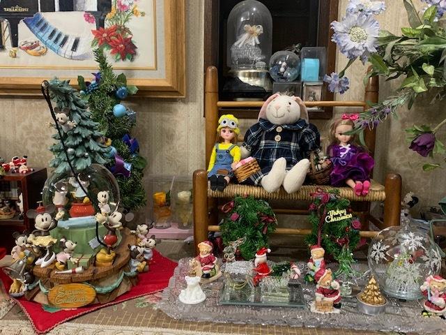 クリスマスの飾りつけ完了☆_e0040673_21002031.jpg