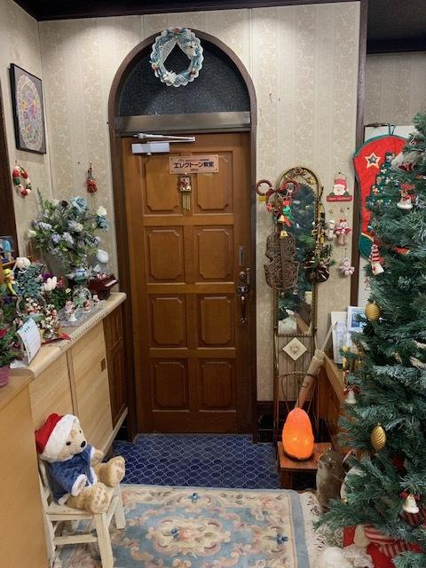 クリスマスの飾りつけ完了☆_e0040673_21002078.jpg
