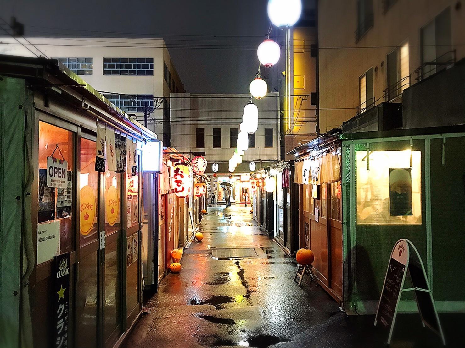 smoke dining bar 煙陣(北の屋台)/帯広市_c0378174_19561522.jpg