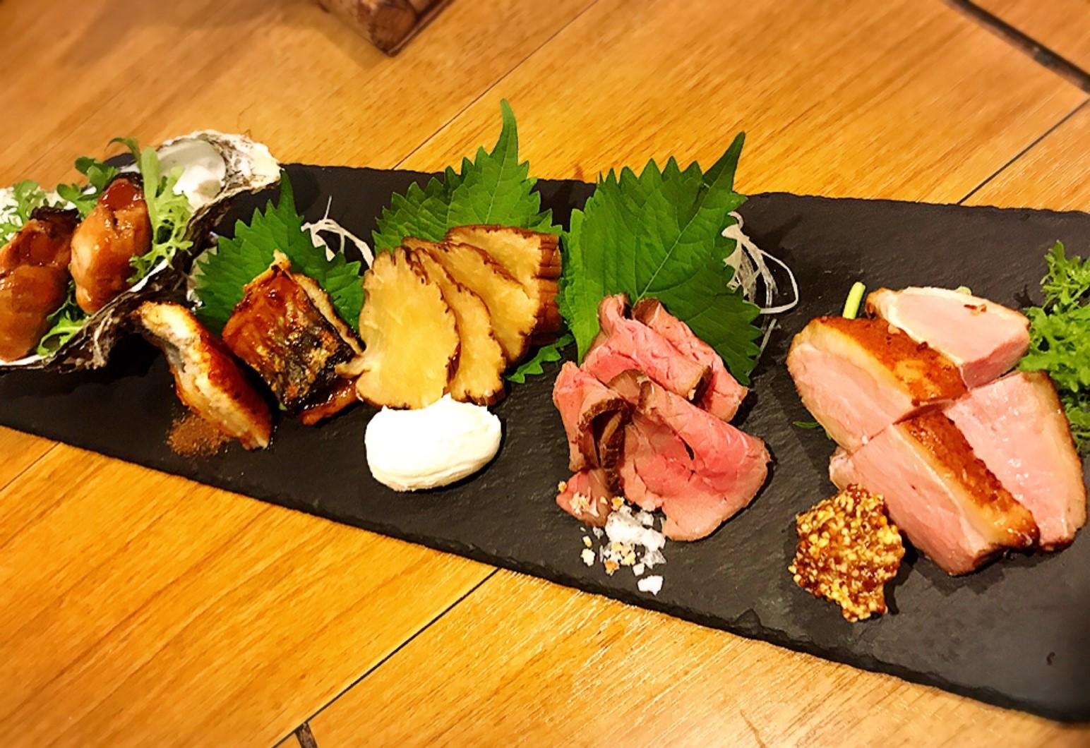 smoke dining bar 煙陣(北の屋台)/帯広市_c0378174_19564441.jpg