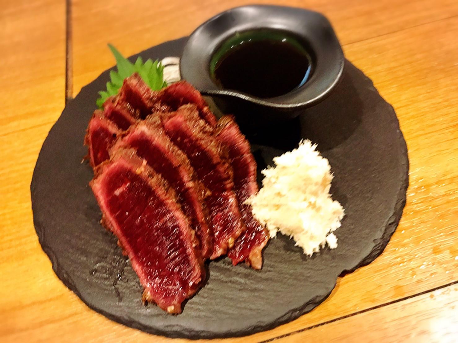smoke dining bar 煙陣(北の屋台)/帯広市_c0378174_19565111.jpg