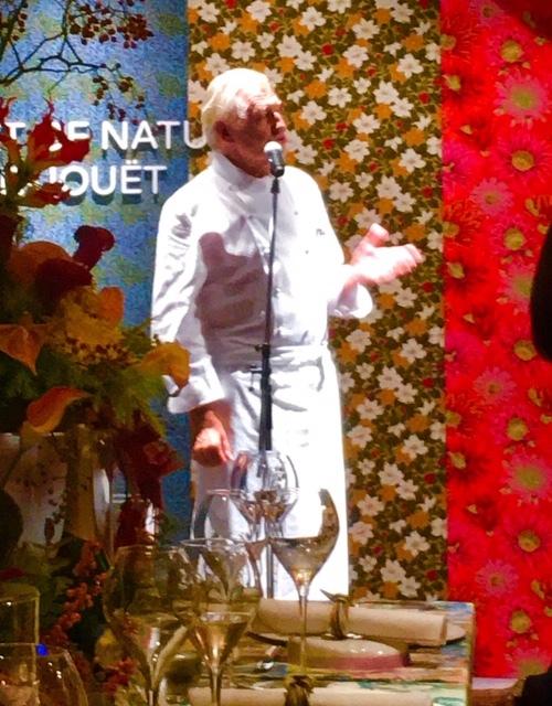 「ペリエ ジュエ グラン ブリュット」新デザインローンチ晩餐会スペシャルコラボレーション with ピエール・ガニェール ♪_a0138976_15554677.jpg