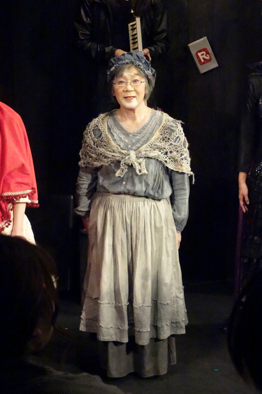Photos of「After Ever Happily Ever After」in TOKYO_d0388376_14405617.jpg