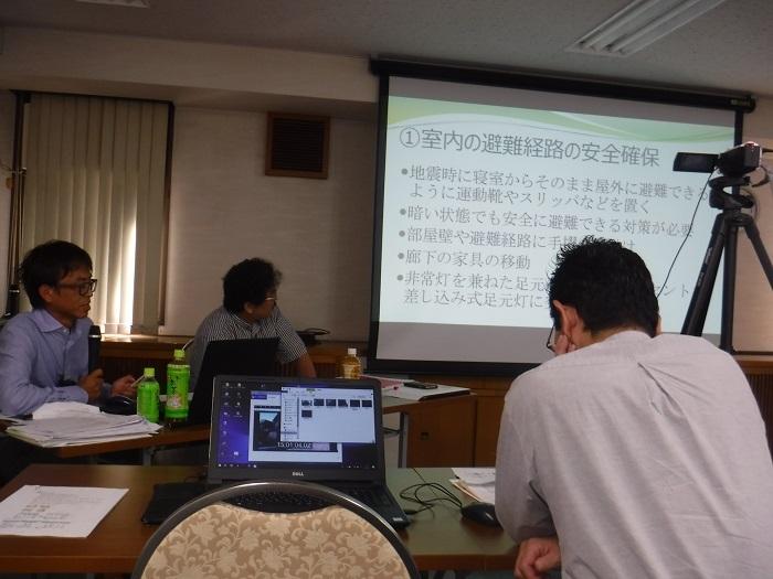◆東京出張研修 ~地震に備える集い~_f0238779_20514764.jpg