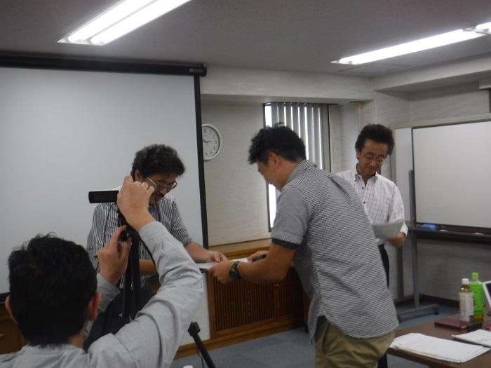 ◆東京出張研修 ~地震に備える集い~_f0238779_20533219.jpg