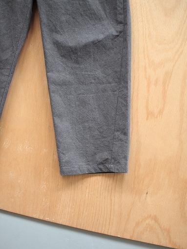 THE HINOKI Cotton Horse Cloth Tapered Easy Pants_b0139281_1742308.jpg