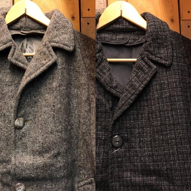 11月13日(水)マグネッツ大阪店ヴィンテージ入荷!!#3 Coat & Robe編! HarrisTweed & PENNY\'S, HART SCHAFFNER&MARX!!_c0078587_12373053.jpg