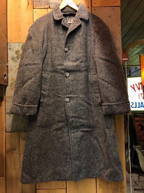 11月13日(水)マグネッツ大阪店ヴィンテージ入荷!!#3 Coat & Robe編! HarrisTweed & PENNY\'S, HART SCHAFFNER&MARX!!_c0078587_12374435.jpg