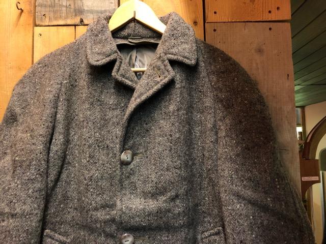 11月13日(水)マグネッツ大阪店ヴィンテージ入荷!!#3 Coat & Robe編! HarrisTweed & PENNY\'S, HART SCHAFFNER&MARX!!_c0078587_1240154.jpg