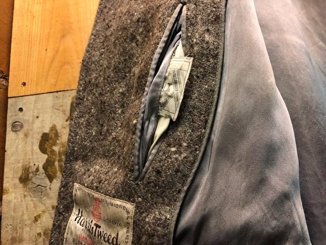 11月13日(水)マグネッツ大阪店ヴィンテージ入荷!!#3 Coat & Robe編! HarrisTweed & PENNY\'S, HART SCHAFFNER&MARX!!_c0078587_12411098.jpg