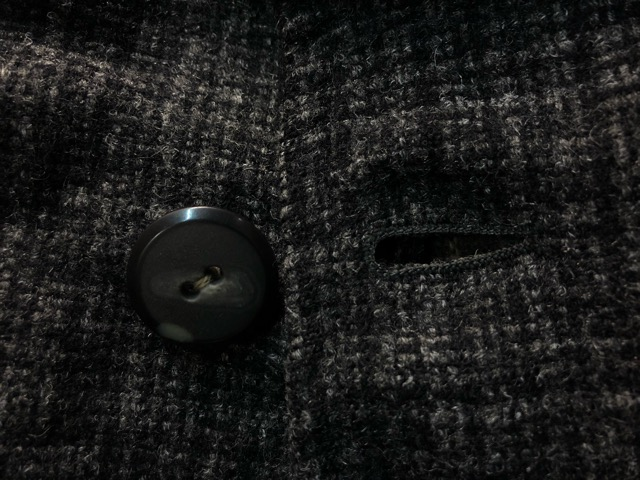 11月13日(水)マグネッツ大阪店ヴィンテージ入荷!!#3 Coat & Robe編! HarrisTweed & PENNY\'S, HART SCHAFFNER&MARX!!_c0078587_12422359.jpg