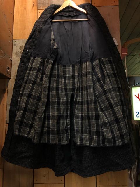 11月13日(水)マグネッツ大阪店ヴィンテージ入荷!!#3 Coat & Robe編! HarrisTweed & PENNY\'S, HART SCHAFFNER&MARX!!_c0078587_1242386.jpg