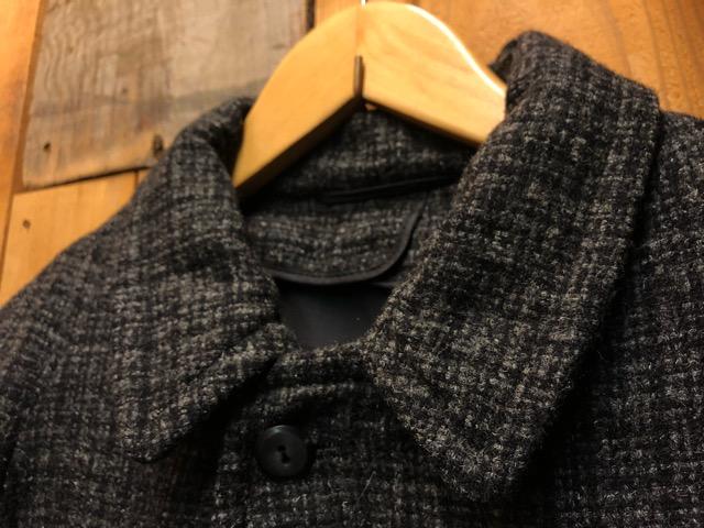 11月13日(水)マグネッツ大阪店ヴィンテージ入荷!!#3 Coat & Robe編! HarrisTweed & PENNY\'S, HART SCHAFFNER&MARX!!_c0078587_1242823.jpg