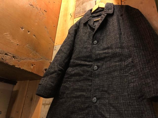 11月13日(水)マグネッツ大阪店ヴィンテージ入荷!!#3 Coat & Robe編! HarrisTweed & PENNY\'S, HART SCHAFFNER&MARX!!_c0078587_1243096.jpg