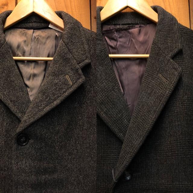 11月13日(水)マグネッツ大阪店ヴィンテージ入荷!!#3 Coat & Robe編! HarrisTweed & PENNY\'S, HART SCHAFFNER&MARX!!_c0078587_12431574.jpg