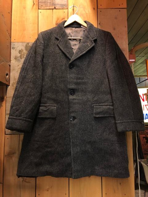 11月13日(水)マグネッツ大阪店ヴィンテージ入荷!!#3 Coat & Robe編! HarrisTweed & PENNY\'S, HART SCHAFFNER&MARX!!_c0078587_12435072.jpg