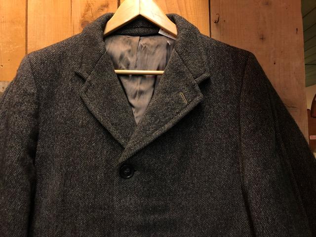 11月13日(水)マグネッツ大阪店ヴィンテージ入荷!!#3 Coat & Robe編! HarrisTweed & PENNY\'S, HART SCHAFFNER&MARX!!_c0078587_1244174.jpg
