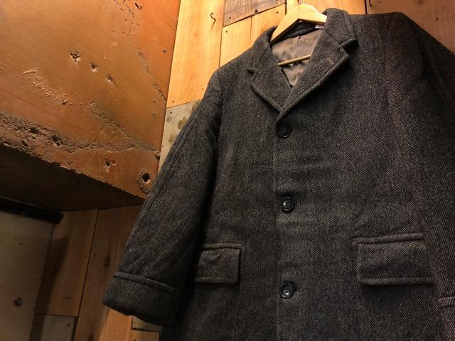 11月13日(水)マグネッツ大阪店ヴィンテージ入荷!!#3 Coat & Robe編! HarrisTweed & PENNY\'S, HART SCHAFFNER&MARX!!_c0078587_12443114.jpg