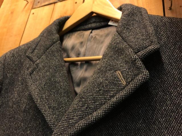 11月13日(水)マグネッツ大阪店ヴィンテージ入荷!!#3 Coat & Robe編! HarrisTweed & PENNY\'S, HART SCHAFFNER&MARX!!_c0078587_12444341.jpg