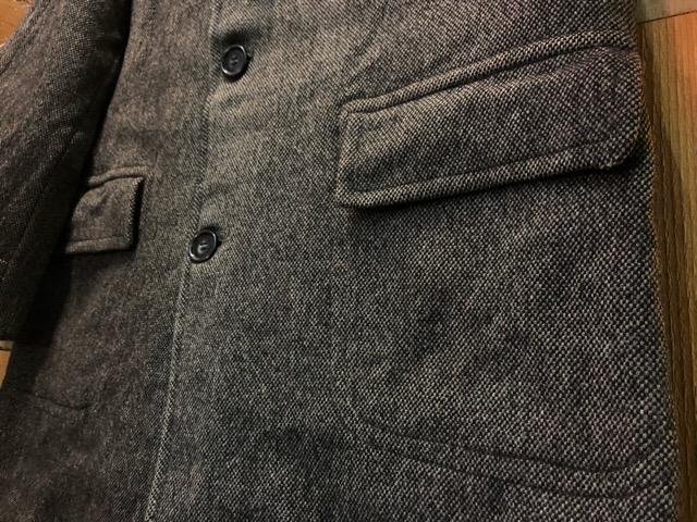 11月13日(水)マグネッツ大阪店ヴィンテージ入荷!!#3 Coat & Robe編! HarrisTweed & PENNY\'S, HART SCHAFFNER&MARX!!_c0078587_12445338.jpg