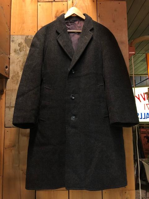 11月13日(水)マグネッツ大阪店ヴィンテージ入荷!!#3 Coat & Robe編! HarrisTweed & PENNY\'S, HART SCHAFFNER&MARX!!_c0078587_12463895.jpg