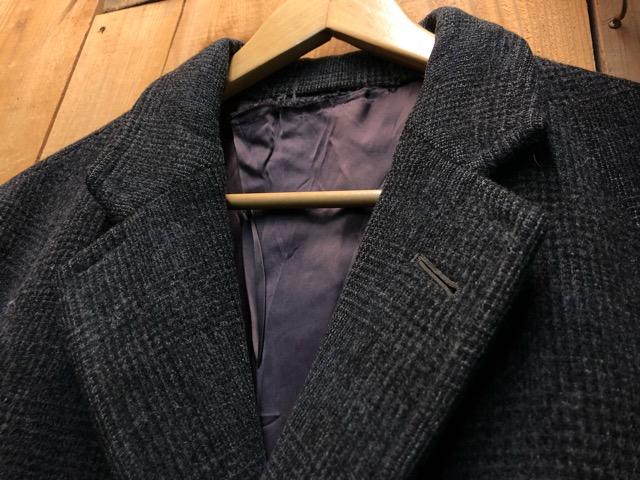 11月13日(水)マグネッツ大阪店ヴィンテージ入荷!!#3 Coat & Robe編! HarrisTweed & PENNY\'S, HART SCHAFFNER&MARX!!_c0078587_1247119.jpg