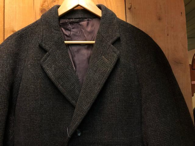 11月13日(水)マグネッツ大阪店ヴィンテージ入荷!!#3 Coat & Robe編! HarrisTweed & PENNY\'S, HART SCHAFFNER&MARX!!_c0078587_1247341.jpg