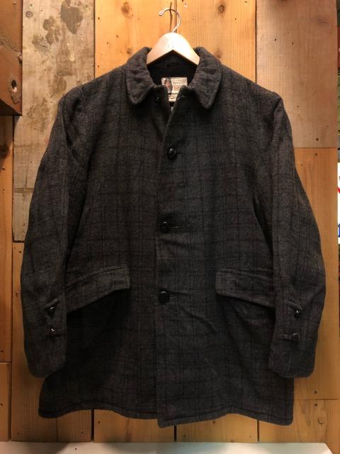 11月13日(水)マグネッツ大阪店ヴィンテージ入荷!!#3 Coat & Robe編! HarrisTweed & PENNY\'S, HART SCHAFFNER&MARX!!_c0078587_12502370.jpg