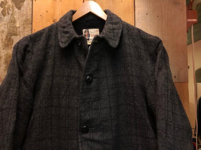 11月13日(水)マグネッツ大阪店ヴィンテージ入荷!!#3 Coat & Robe編! HarrisTweed & PENNY\'S, HART SCHAFFNER&MARX!!_c0078587_12505153.jpg