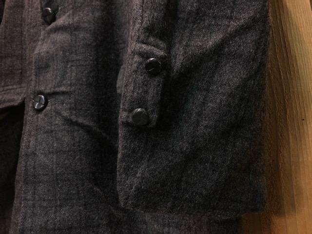 11月13日(水)マグネッツ大阪店ヴィンテージ入荷!!#3 Coat & Robe編! HarrisTweed & PENNY\'S, HART SCHAFFNER&MARX!!_c0078587_12513221.jpg