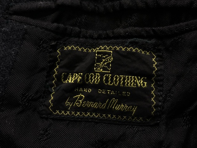 11月13日(水)マグネッツ大阪店ヴィンテージ入荷!!#3 Coat & Robe編! HarrisTweed & PENNY\'S, HART SCHAFFNER&MARX!!_c0078587_12544691.jpg