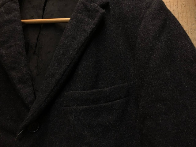 11月13日(水)マグネッツ大阪店ヴィンテージ入荷!!#3 Coat & Robe編! HarrisTweed & PENNY\'S, HART SCHAFFNER&MARX!!_c0078587_12552378.jpg