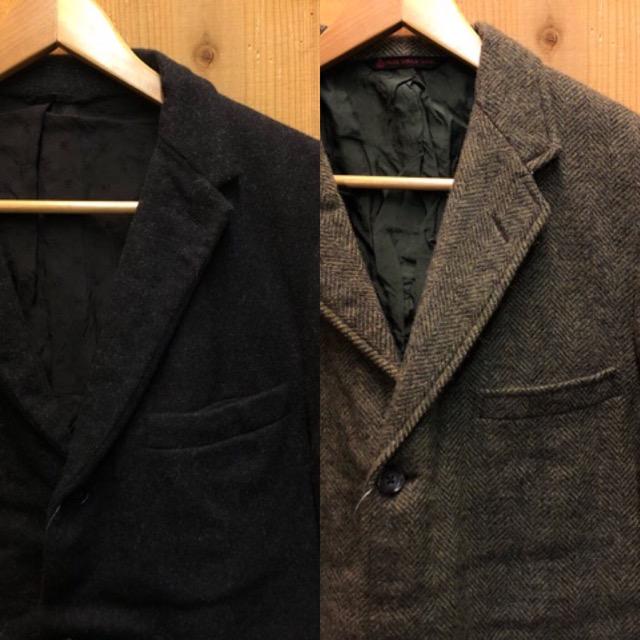 11月13日(水)マグネッツ大阪店ヴィンテージ入荷!!#3 Coat & Robe編! HarrisTweed & PENNY\'S, HART SCHAFFNER&MARX!!_c0078587_13345353.jpg