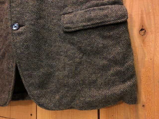 11月13日(水)マグネッツ大阪店ヴィンテージ入荷!!#3 Coat & Robe編! HarrisTweed & PENNY\'S, HART SCHAFFNER&MARX!!_c0078587_13562111.jpg