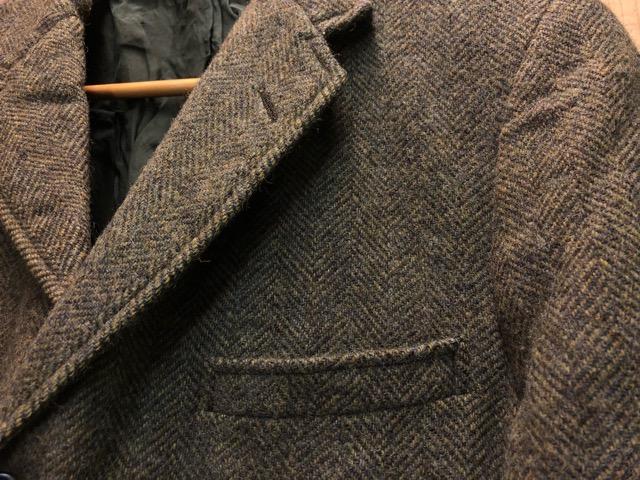 11月13日(水)マグネッツ大阪店ヴィンテージ入荷!!#3 Coat & Robe編! HarrisTweed & PENNY\'S, HART SCHAFFNER&MARX!!_c0078587_1356288.jpg