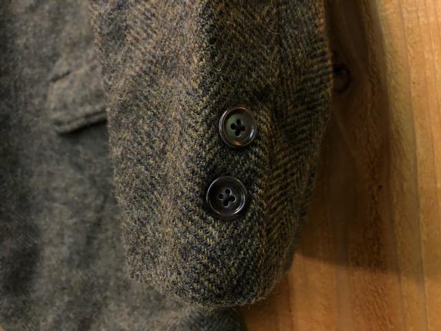 11月13日(水)マグネッツ大阪店ヴィンテージ入荷!!#3 Coat & Robe編! HarrisTweed & PENNY\'S, HART SCHAFFNER&MARX!!_c0078587_13563376.jpg