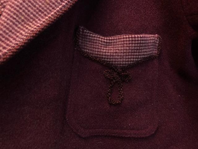 11月13日(水)マグネッツ大阪店ヴィンテージ入荷!!#3 Coat & Robe編! HarrisTweed & PENNY\'S, HART SCHAFFNER&MARX!!_c0078587_13583973.jpg